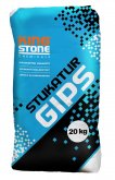 King Stone Chemicals Kft. Stukatur Gips  20 kg